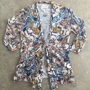 🆕 Listing!  Anthro | Sparrow | Draped Cardigan
